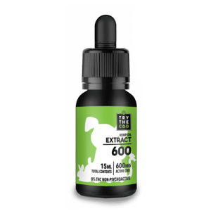 Try The CBD Oil for pets